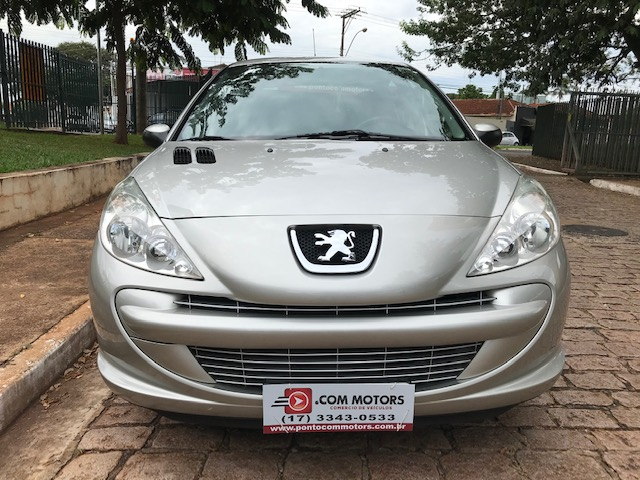 PEUGEOT 1.4 XR PASSION 8V FLEX 4P MANUAL