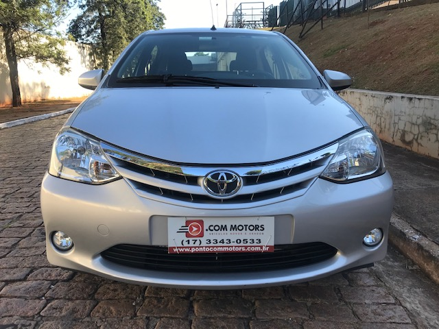 ETIOS 1.5 XLS SEDAN 16V FLEX 4P MANUAL